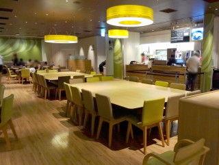 Orbi Yokohama Cafe