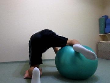 骨盤ボール-平行-5