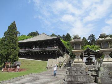 第24回・奈良観光ラン~奈良公園の端から端と戦闘機と監獄
