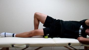 太ももが痛い、筋肉痛を自分で治すやり方