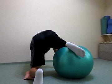 骨盤ボール-平行-4