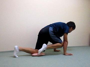 骨盤体操-足上げ-1