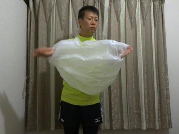 ビニール袋のミルフィーユ-1