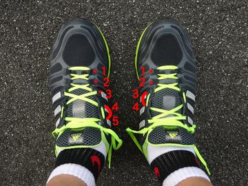 足の甲が痛い/靴の履き方で解消するワザ