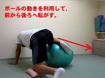 骨盤ボール-平行-1-説明