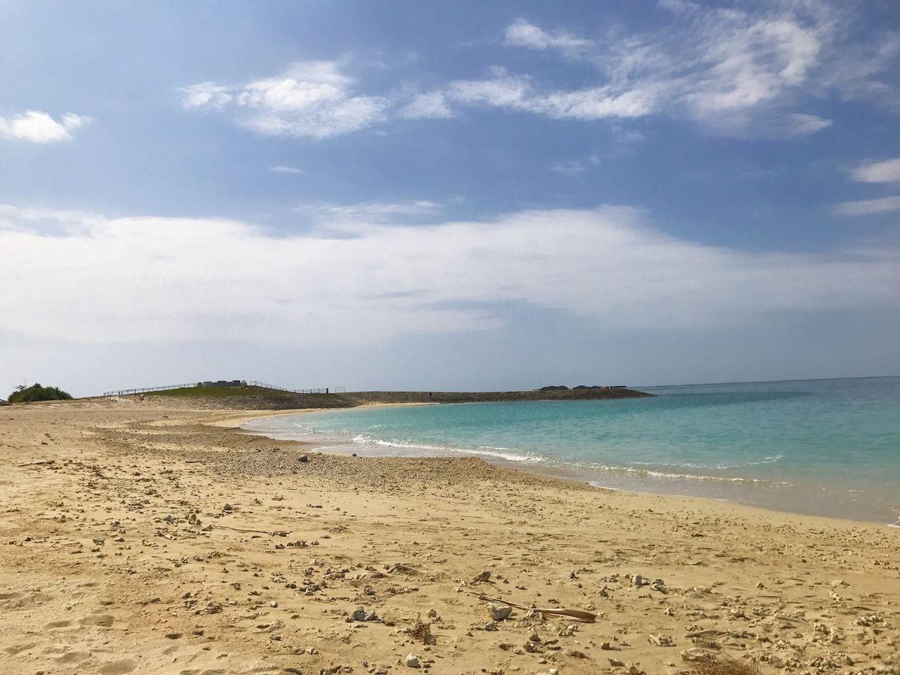 海はひろいな
