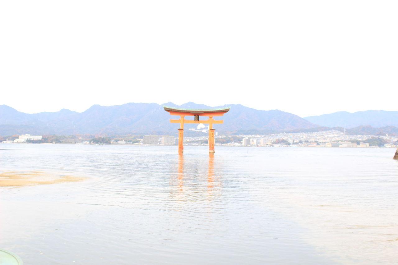 広島の鳥居