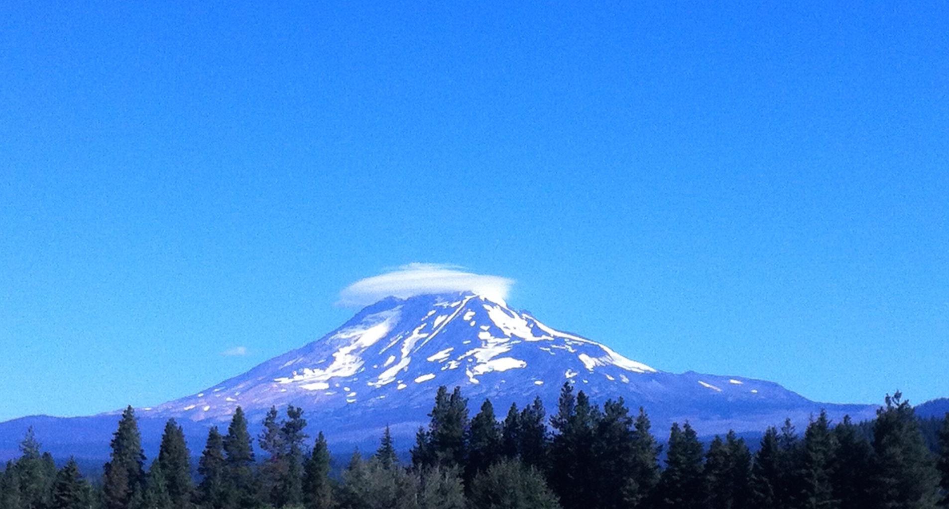 アダムス山