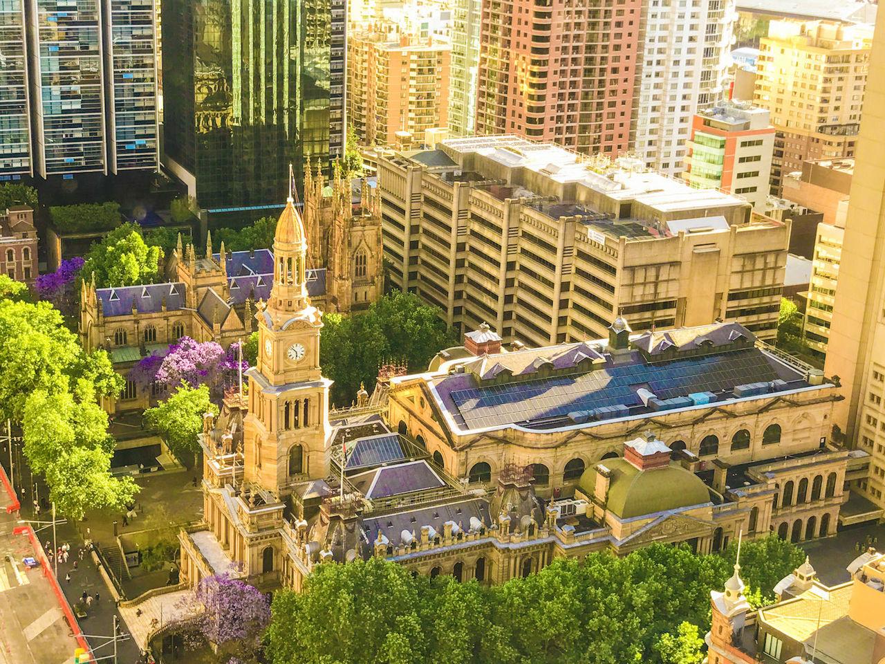シドニーの教会