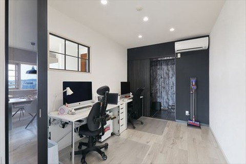 After -work & study space-