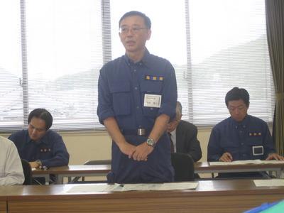 自民党 谷垣総裁