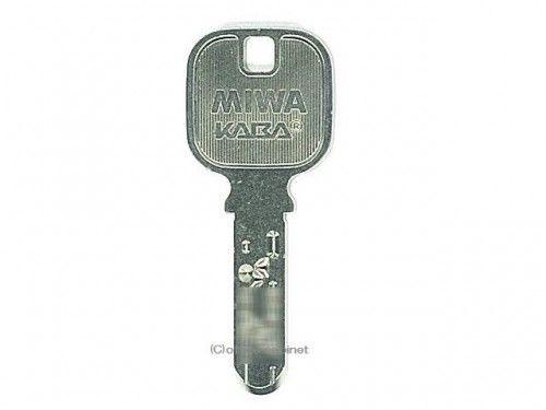 建物鍵MIWAKABA12桁