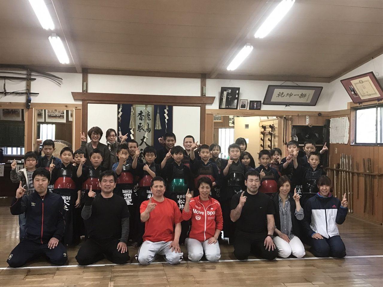 剣道 場 印南