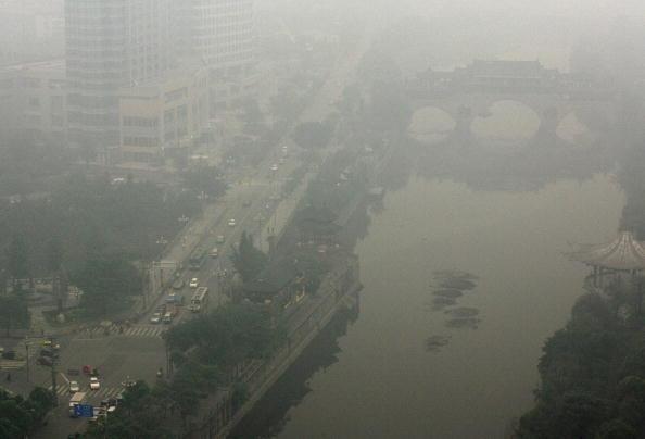 北京 大気汚染