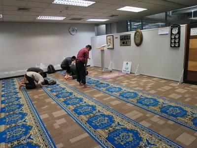 イスラム礼拝所