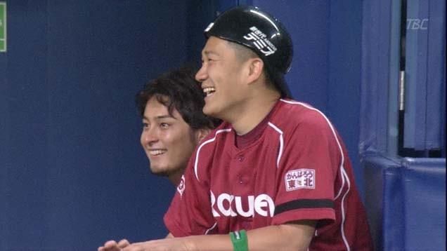 楽しそうなダル、川崎、田中(同級生)の会話に加わりたそうな斎藤4