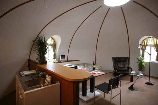 ドーム型ハウス2