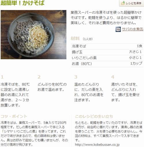 クックパッド サバの水煮缶レシピ2