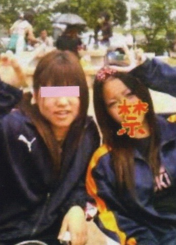武井咲ヤンキー