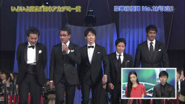 日本アカデミー賞岡田