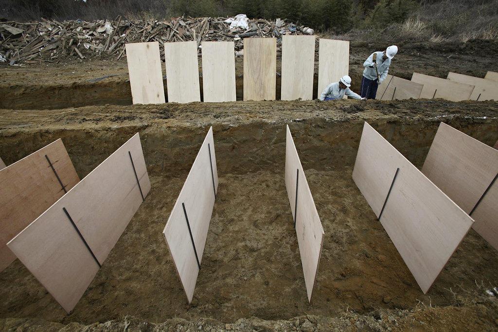 土葬墓地の設置(宮城県東松島市)