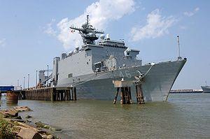 ドック型揚陸艦 トーテュガ