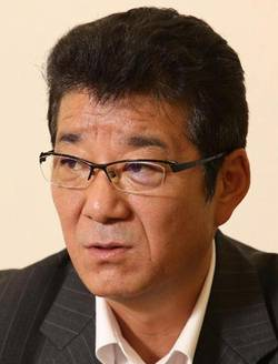 松井一郎大阪府知事「共産党の募金活動は先ず自分達の経費を差し引くので注意しましょう」