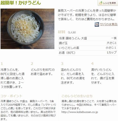 クックパッド サバの水煮缶レシピ3