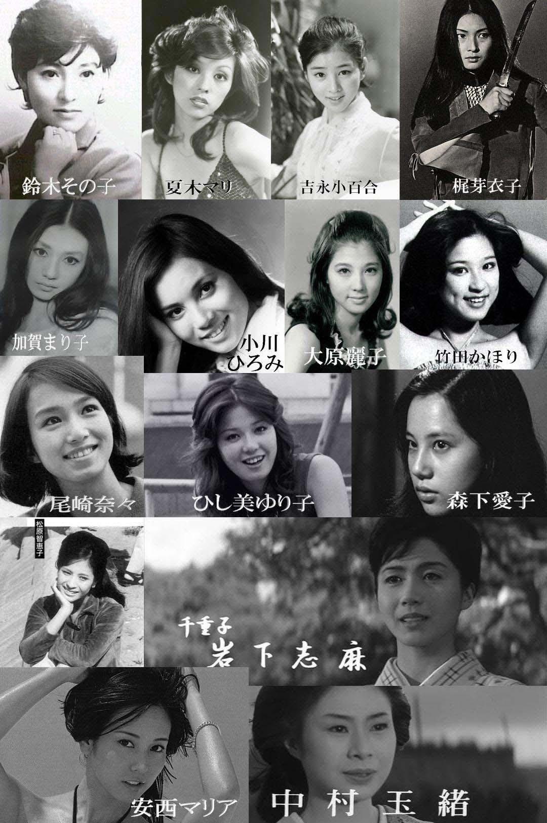 昔の美人女優2