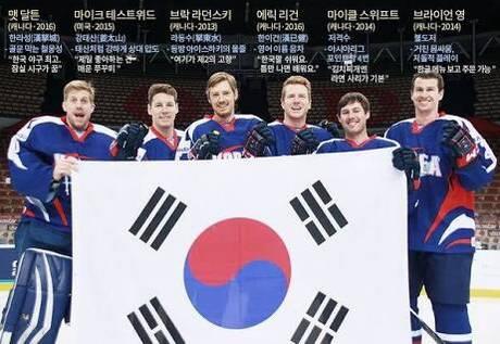 アイスホッケー韓国代表w