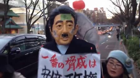 SEALDs「SEALDsのイメージが悪くなるから、安倍をハンマーで叩くおばちゃんは離れてやってほしい」