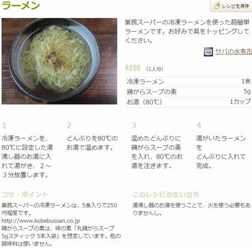 クックパッド サバの水煮缶レシピ