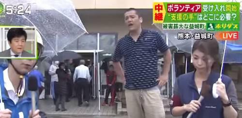 熊本被災地ピースボート