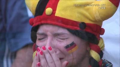 2018W杯ドイツ敗退