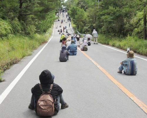 沖縄サヨク猿と完全に一致2