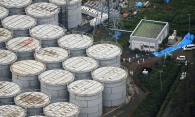 福島第一汚染水漏れ