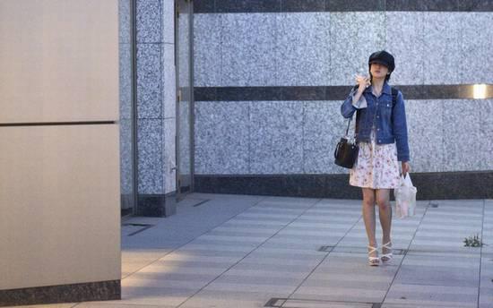 須藤凜々花 文春 服装2