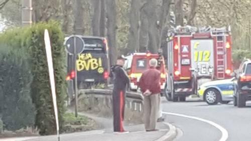 ドルトムントバス爆発