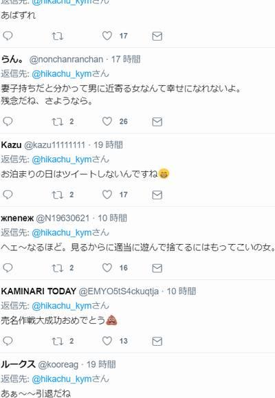 小山ひかるTwitter