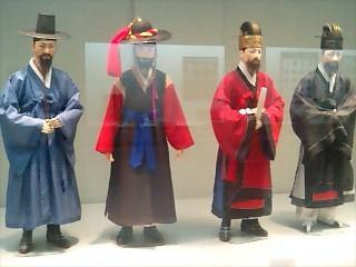 韓国の民族衣装