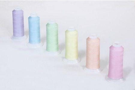 蓄光糸ウール綿天然素材発光する繊維糸商品製品開発企画会社
