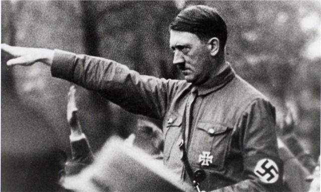 第一次世界大戦→ドイツ「反省します」→数年後ドイツ「あーハイルハイルハイル・・・」