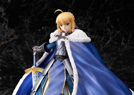 【Fate/Grand Order】アニプレ+「セイバー アルトリア・ペンドラゴン」フィギュア 明日受注締切