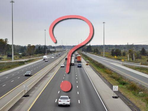 「同じスピード違反でもこれはお得な気がしない?」カナダの標識に対する指摘