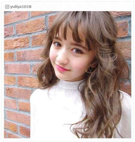 【画像】小学生モデル・木村ユリヤが可愛すぎる!!1000年に1度の逸材?