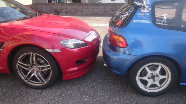 迷惑な車を罠にハメたいんだがいいアイディアある???