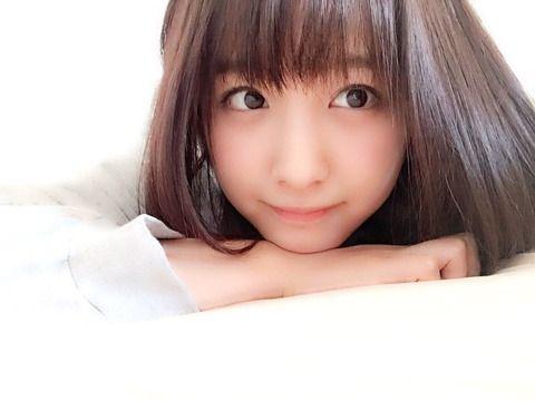 【画像】アイドルがダイエット企画で「ハミ肉、体重」公開し話題にwww(SKE48鎌田菜月)