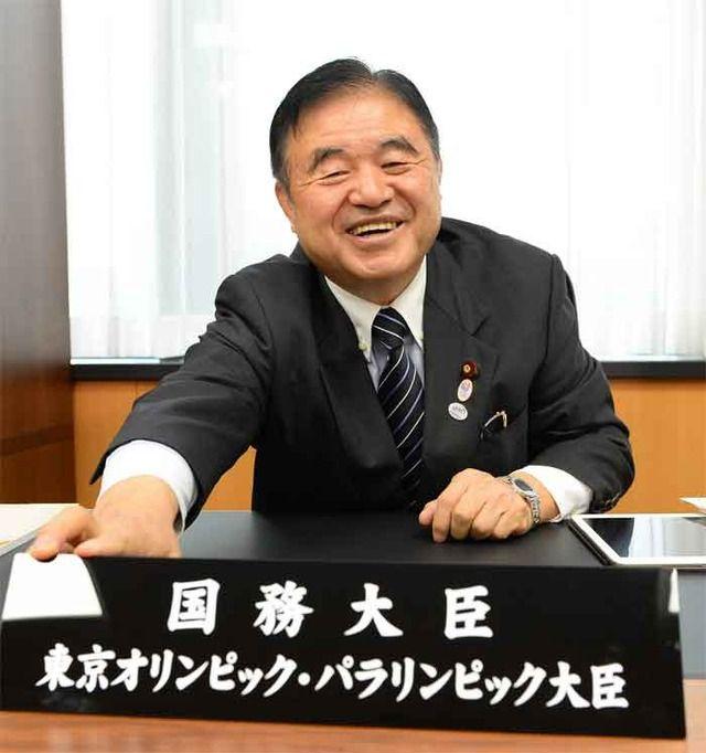 【悲報】遠藤五輪担当相が衝撃発言!!! 2ch「アホすぎて言葉もない」「パワハラ」「その前にロゴ」