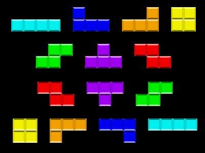 テトリスで一番いらないと思われるブロックの形、満場一致する説