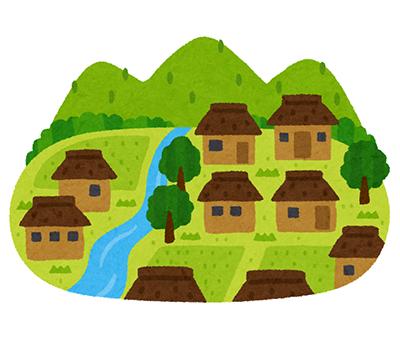【画像あり】ヤバめの村が見つかる・・・・・・・・
